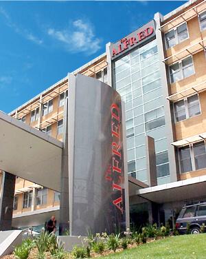 Alfred Hospital, Melbourne
