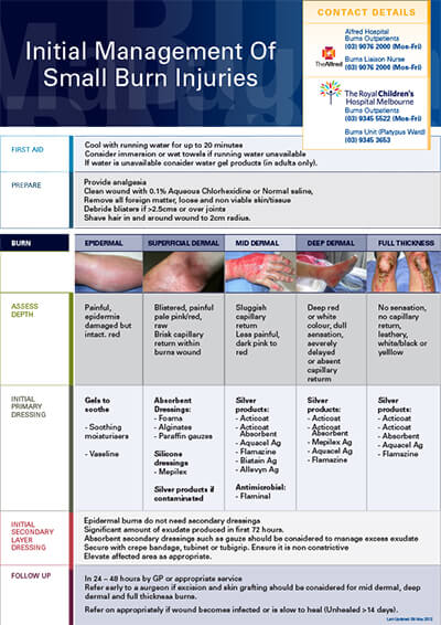 poster2-initial-management-of-small-burn-injuries