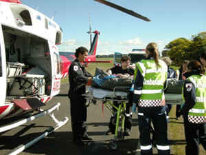 Careful Preparation for Retrieval Transport Improves Care & Reduces Risk Copy